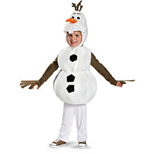 Frozen Olaf Deluxebaby Boys or Girls Costume