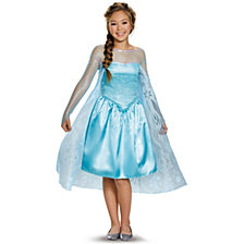 Frozen Elsa Big Girls Costume