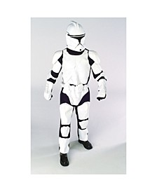 Star Wars Deluxe Clone Trooper Little and Big Boys Costume