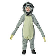 Sloth Toddler Boys or Girls Costume