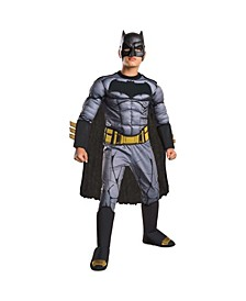 Batman V Superman Dawn of Justice Deluxe Batman Little and Big Boys Costume