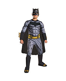 Batman V Superman Dawn of Justice Deluxe Batman Big Boys Costume