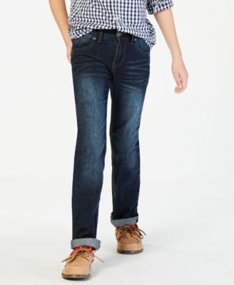 Kent Regular-Fit Stretch Jeans, Big Boys