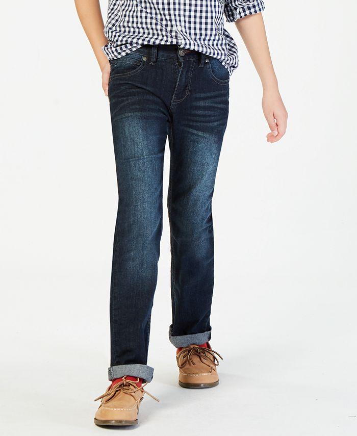 Tommy Hilfiger - Kent Regular-Fit Stretch Jeans, Big Boys (8-20)