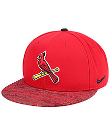 Nike St. Louis Cardinals Reverse New Day Snapback Cap
