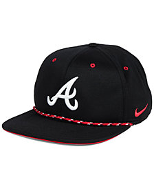 Nike Atlanta Braves String Bill Snapback Cap