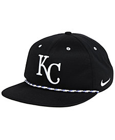 Nike Kansas City Royals String Bill Snapback Cap
