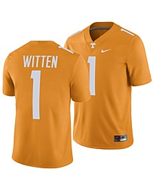 Men's Jason Witten Tennessee Volunteers Player Game Jersey
