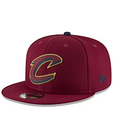 Cleveland Cavaliers Team Cleared 9FIFTY Snapback Cap