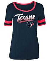 54d0602fa 5th   Ocean Women s Houston Texans Rayon Scoop T-Shirt