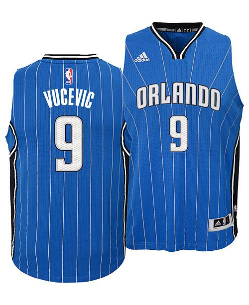 brand new 105bc 7a981 Nikola Vucevic Orlando Magic Icon Swingman Jersey, Big Boys (8-20)
