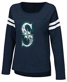 cf3387aa Seattle Mariners Sport Fan T-Shirts, Tank Tops, Jerseys For Women ...