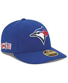 New Era Toronto Blue Jays 9-11 Memorial Low Profile 59FIFTY FITTED Cap
