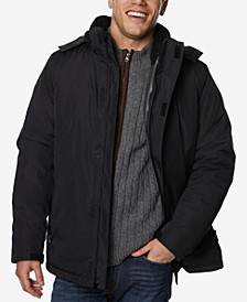 Men's Big & Tall 3-1 Systems Jacket