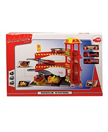 Dickie Toys - Fire Station Playset