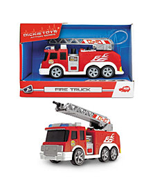 Dickie Toys - Mini Action Fire Truck Vehicle