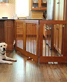 Extra Tall Freestanding Pet Gate