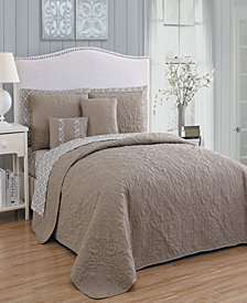 Melbourne 9 Pc Queen Bed In A Bag