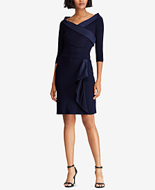 American Living Surplice Dress