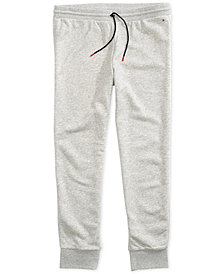 Tommy Hilfiger Adaptive Women's Heathered Jogger Pants with Elastic Waist