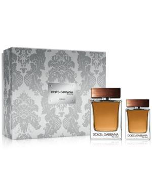 DOLCE & GABBANA Men'S 2-Pc. The One For Men Eau De Toilette Gift Set