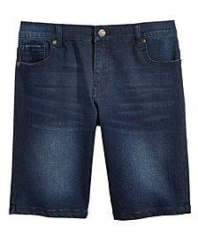 Epic Threads Big Boys Dalton Denim Shorts, Created for Macy's