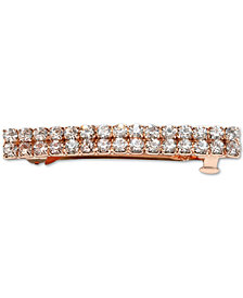 Jewel Badgley Mischka Crystal Hair Barrette