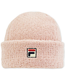 Fila Fleece Cuffed Beanie