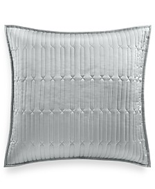 Hotel Collection Lithos Quilted European Sham, Created for Macy's
