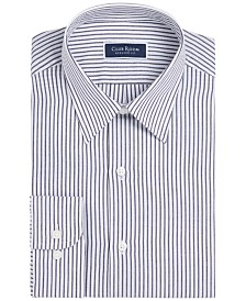 Club Room Men's Slim-Fit Stripe Dress Shirt, Created for Macy's