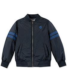 Calvin Klein Little Boys Varsity Track Jacket