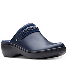 Clarks Collection Women's Delana Abbey Mules