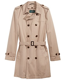 Big Boys Trench Coat