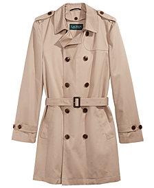 Lauren Ralph Lauren Big Boys Trench Coat