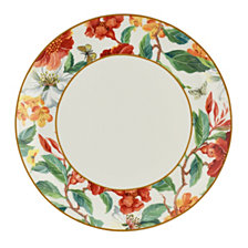 Portmeirion Maui  Salad Plate White - Set of 4