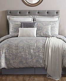 CLOSEOUT! Cosmo 10-Pc. Comforter Sets