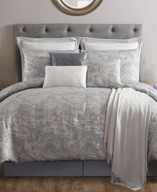 CLOSEOUT! Cosmo 10-Pc. Queen Comforter Set