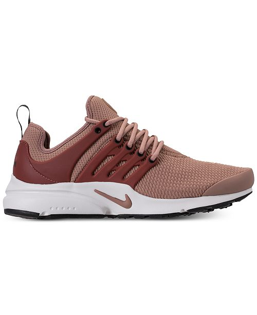 pretty nice d8a51 fcf35 Nike Women's Air Presto Running Sneakers from Finish Line ...