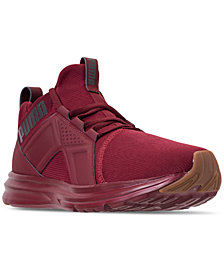 Puma Men's Enzo Premium Mesh Casual Sneakers from Finish Line
