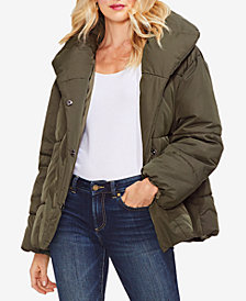 Vince Camuto Hooded Puffer Jacket