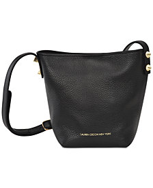 Lauren Cecchi New York Mini Bucket Bag
