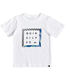 Quiksilver Little Boys Shinrin Yoku Graphic T-Shirt