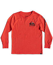 Quiksilver Little Boys Yoshino Blossom Shirt