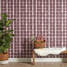 Tempaper Shibori Self-Adhesive Wallpaper