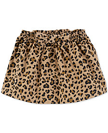 Carter's Toddler Girls Cheetah-Print Skirt
