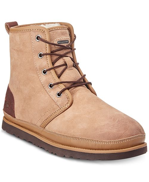b3067e19b1b Men's Harkley Waterproof Leather Boots