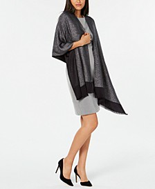 INC Reversible Shine Wrap, Created for Macy's