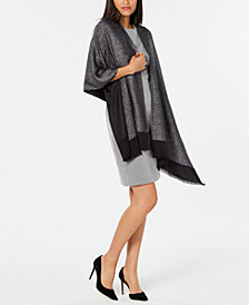I.N.C. Reversible Shine Wrap, Created for Macy's