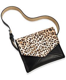 I.N.C. Animal-Print Fanny Pack, Created for Macy's