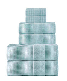 Enchante Home Ria 6-Pc. Turkish Towel Set